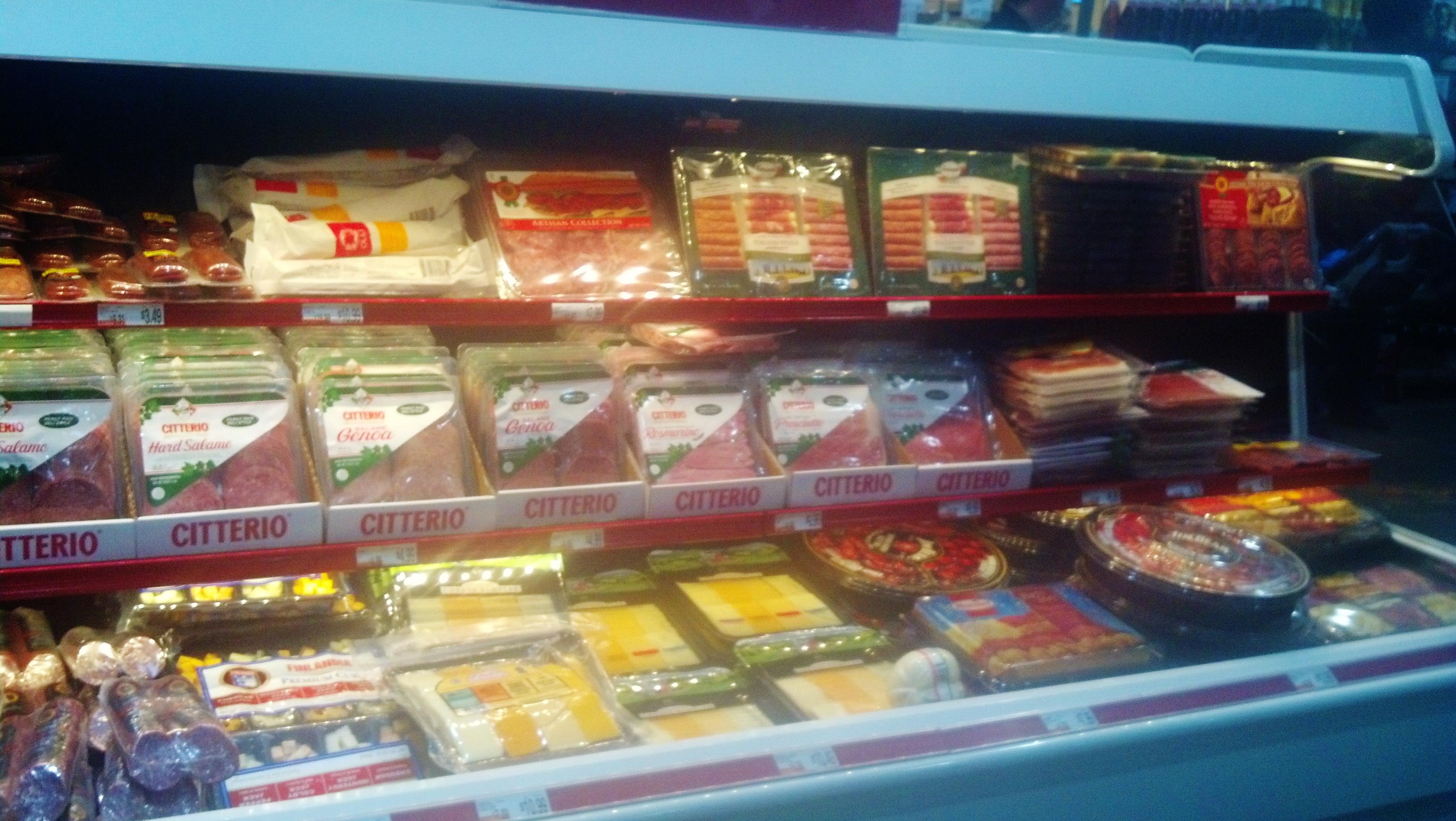 Bjs wholesale food
