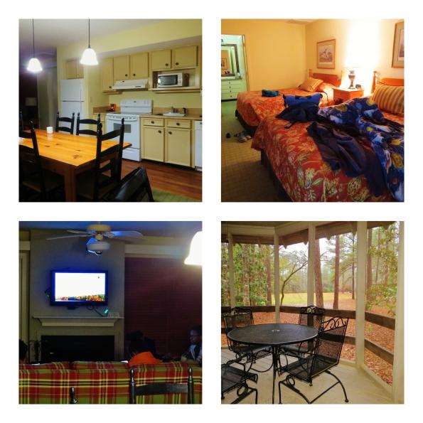 cabin, Callaway Gardens,