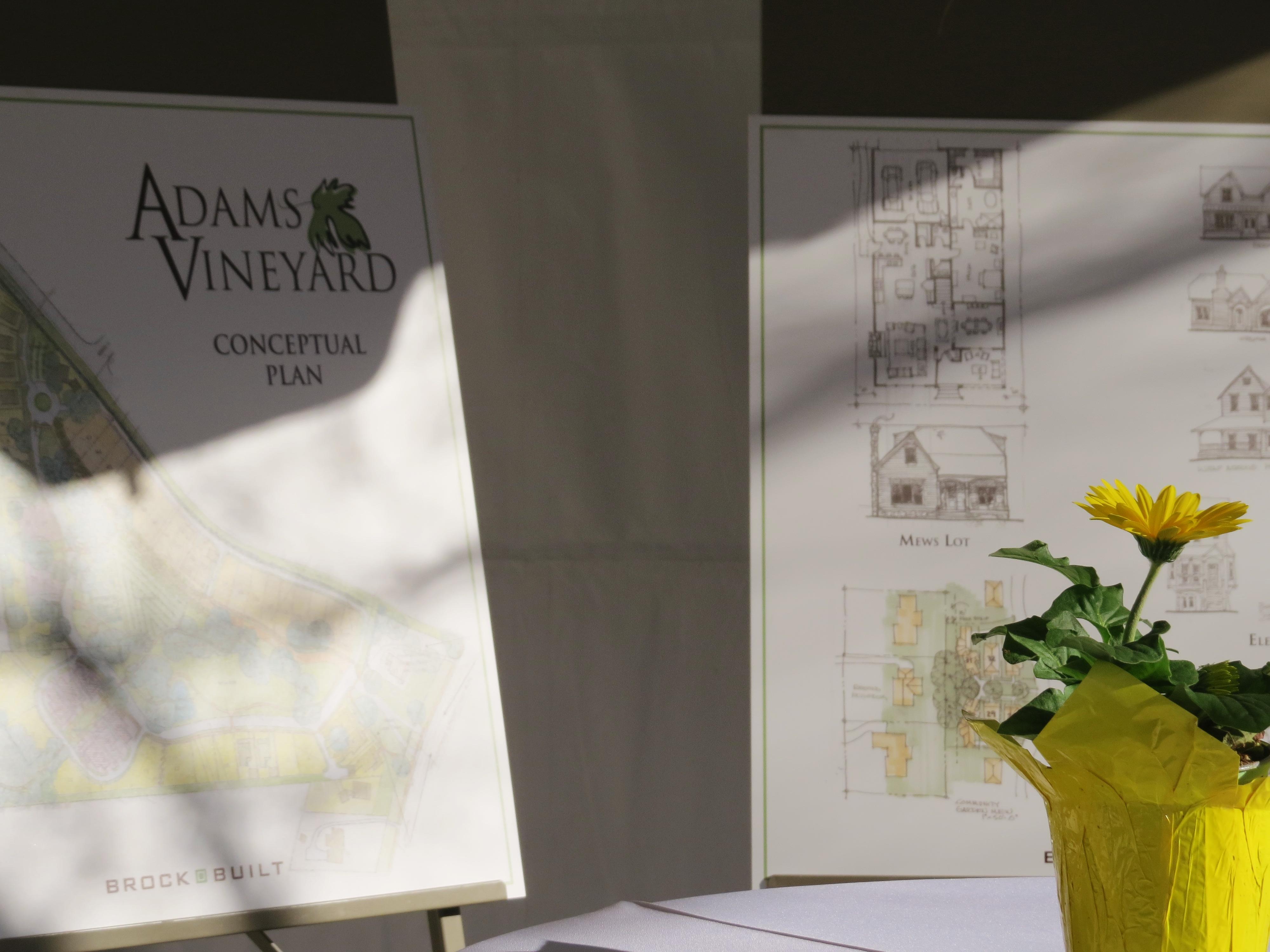 Adams Vineyard Norcross, GA by Brock Built Homes
