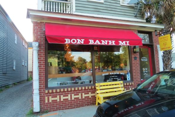 Bon Bahn Mi 162 Spring St Charleston, SC
