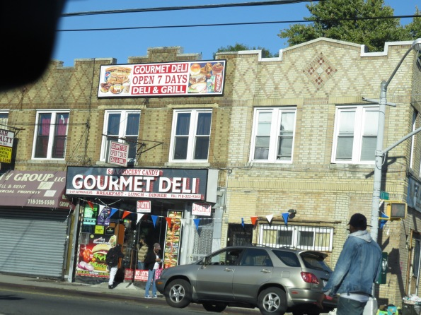 More gourmet in Queens
