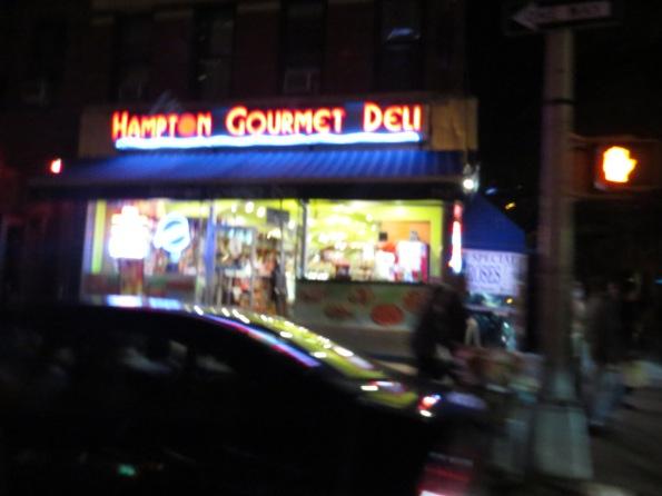 More gourmet delis in Manhattan