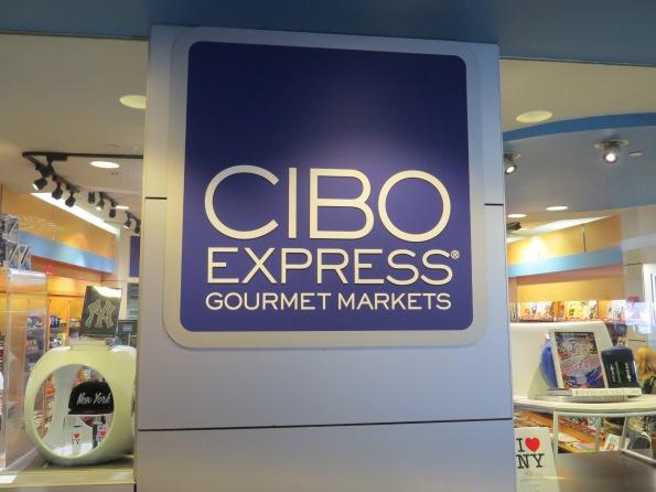 Even gourmet in LaGuardia Airport